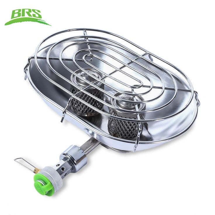 Hot Sale BRS Warmer Heater Heating Stove Professional Outdoor Stoves With Double Burner For Outdoor Camping Fishing