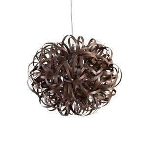 Pendant No. 1 Walnut Large, $569, now featured on Fab.