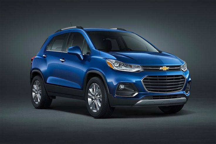 Chevrolet introduces the new 2017 Trax