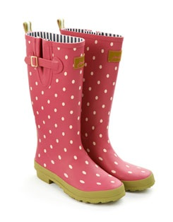 WELLY PRINT Womens Welly