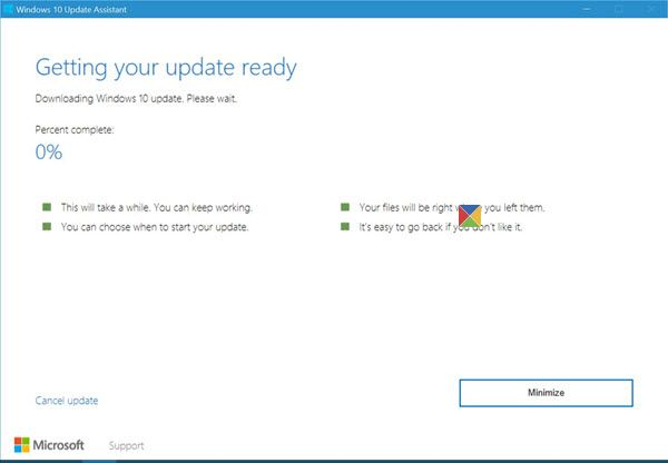 You can use the Windows 10 Upgrade Assistant to install newer versions of Windows 10 on your PC. We have seen how you can to get or download Windows 10 Anniversary Update via Windows Update or the Media Creation Tool. Now let us see how you can use this Windows 10 Upgrade Assistant to update your PC to Windows 10 Anniversary Update v1607 easily.