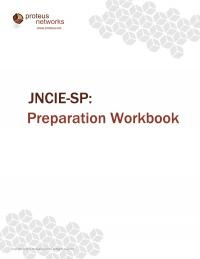 The only preparation workbook available to assist you in preparing for the Juniper JNCIE-SP certification.
