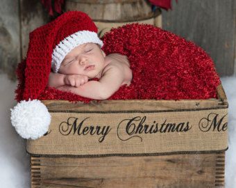 Newborn Santa