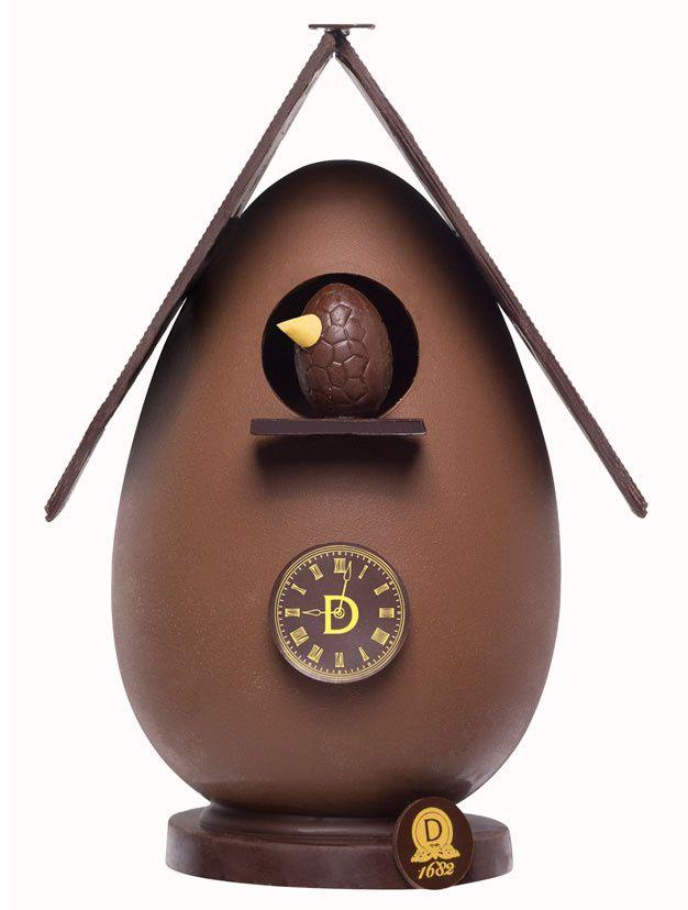 Paques 2015 : les plus belles creations en chocolat - Dalloyau