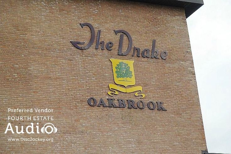 The Drake Oak Brook hosted the Keslers' joyous wedding ceremony and reception. http://www.discjockey.org/real-chicago-wedding-august-20-2016/