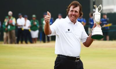 Phil Mickelson's open victory  The building, which is one of the final round in great tournament history Must be permanently etched in history, Phil Mickelson was the illustrious company. Mickelson had five Professions put it, statistically,  Byron Nelson in history. Ballesteros will appear on this list is particularly Importantly, given the cloak and sword in the same connector style, Mickelson. Read more: http://actionstime.blogspot.com/2013/07/phil-mickelsons-open-victory.html