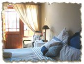 secunda - Totus Tuus is a one-of-a-kind guesthouse. We offer you a boutique experience that will be remembered for years to come.  Surrounded by lush gardens, this is the place where you can let your hair down, put your feet up and simply relax.  We offer you serenity amidst a hectic world, especially if you are on a business trip. This is home away from home and the place where you enjoy alone time, just as much as being part of something bigger.
