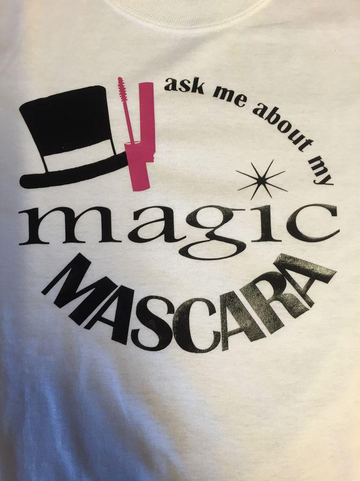 Magic Mascara Younique T-shirt