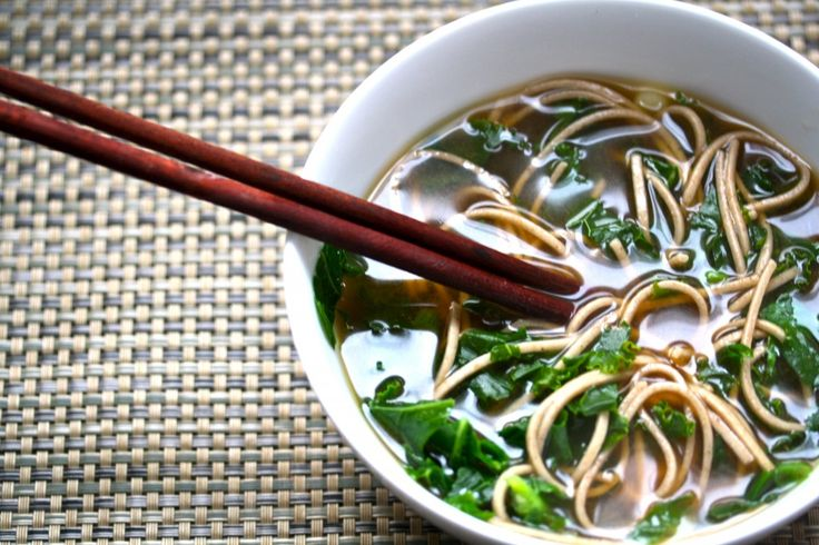1000+ images about Soups on Pinterest | Miso soup, Pho and Vegans