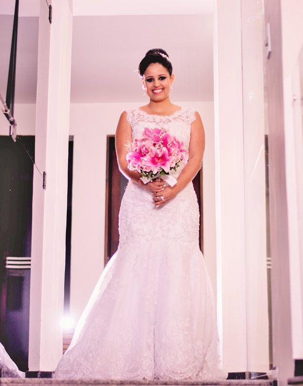 Vestido de noiva JJ´s House sereia