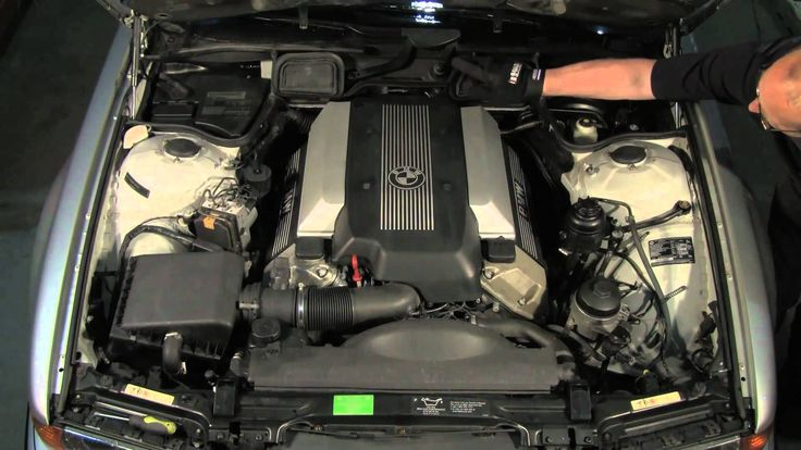 8 best bmw 740 il images on pinterest bmw 740 engine and motor engine under the hood of a bmw 7 series 95 thru fandeluxe Choice Image