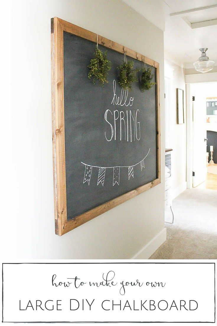 Best 25+ Diy chalkboard ideas on Pinterest