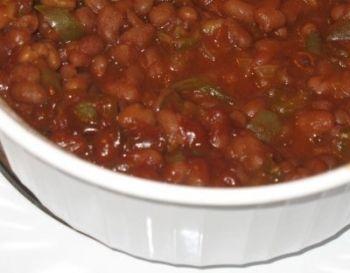 Easy Baked Bean Recipe