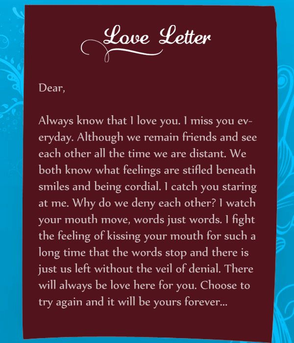 102 best Love Letters for Her images on Pinterest