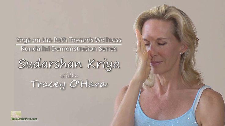 Sudarshan Kriya - A Yoga Breathing Instruction Tutorial