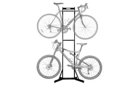 Thule free standing bike rack- $159