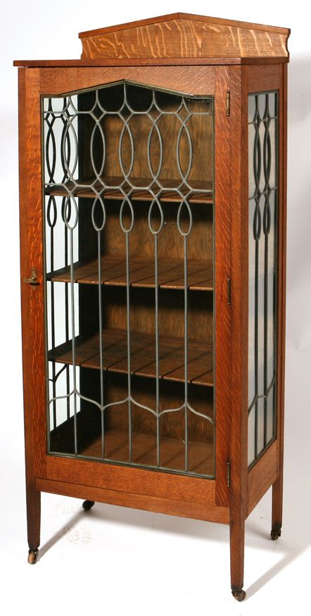 1000+ ideas about Leaded Glass Cabinets on Pinterest | Custom ...