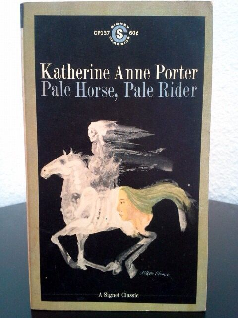 VINTAGE Book Pale Horse Pale Rider by by GarageEccentrica on Etsy, $6.90 www.garageeccentrica.etsy.com