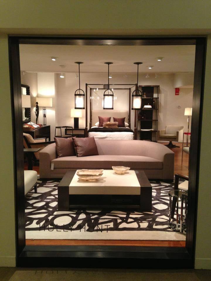 17 best images about holly hunt showrooms on pinterest. Black Bedroom Furniture Sets. Home Design Ideas