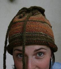 The full nelson, convertable hat/cowl