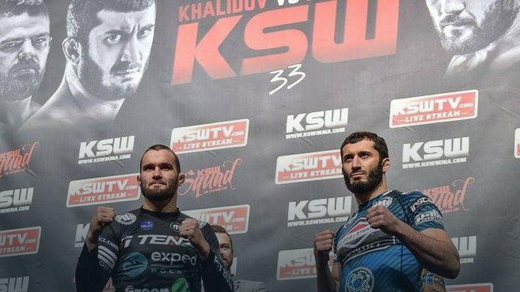 Król KSW jest tylko jeden. Mamed Chalidow w 31 sekund pokonał Michała Materlę i został nowym mistrzem