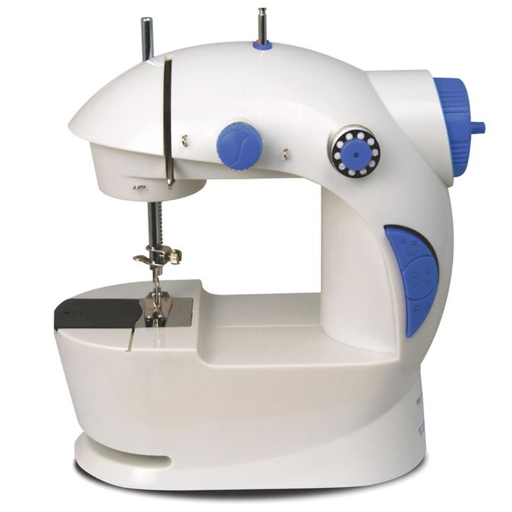 Find Vox Mini Silai Machine with Thread Set - V201 by Homeshop18. Save up to 55% today with free shipping and best cash on delivery in India.