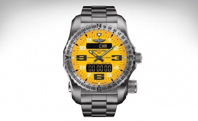 feature post image for Breitling Emergency Watch