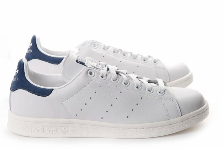 Adidas Stan Smith OG Blanc/Bleu