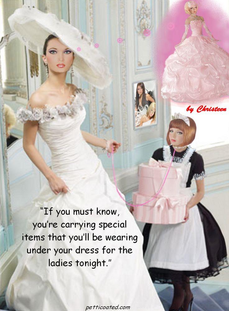 High Fashion Brides Maids