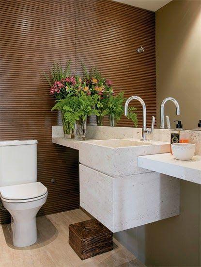 Banheiro   Bathroom   Lavabo   Decor Salteado
