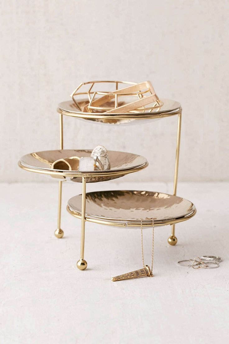 Callie Tiered Catch-All Dish - Urban Outfitters