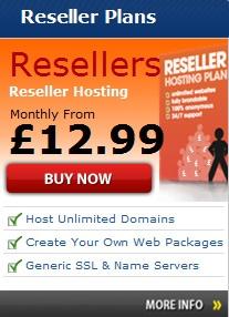 Reseller hosting from Umbrella Host