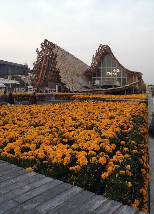 Milan Expo China pavilion
