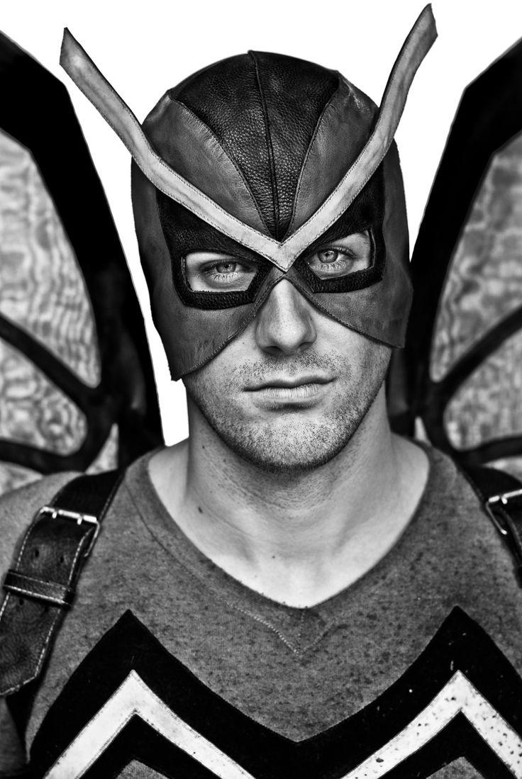 Clay Enos Watchmen Portraits