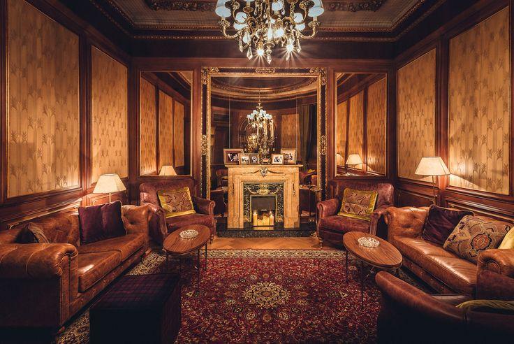 Bluesman. Whisky Room. Hotel Palace Barcelona