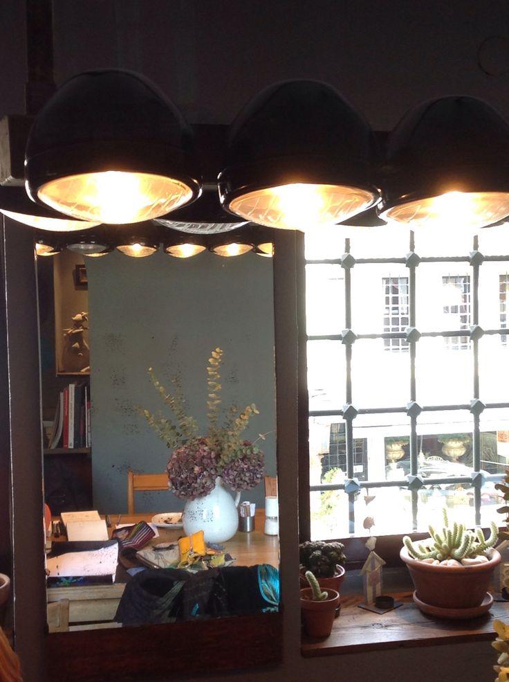 Wonderful cafe in Istanbul