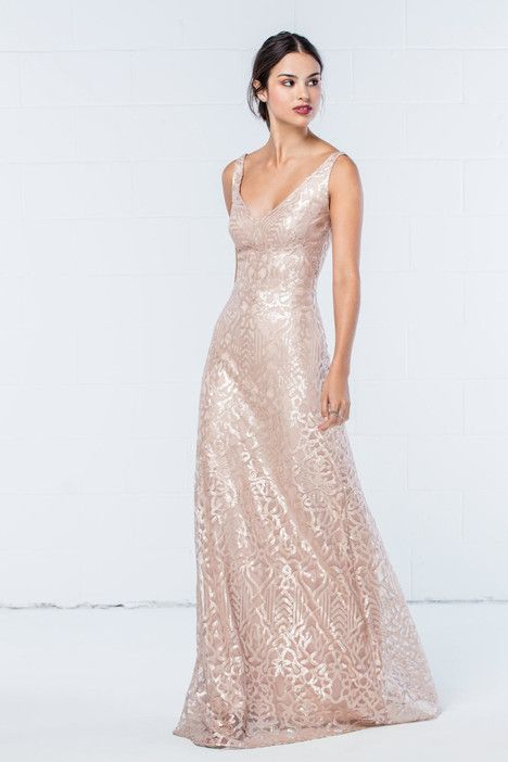 350 gown from the 2017 Wtoo Bridesmaids collection, as seen on dressfinder.ca