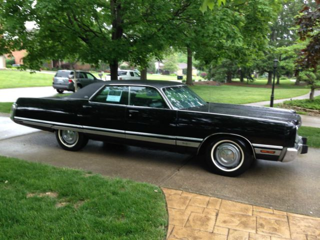 1973 Chrysler New Yorker Brougham Chrysler New Yorker Chrysler