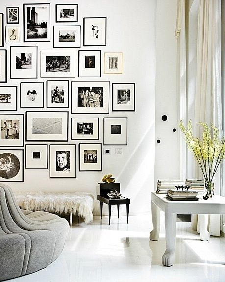 19 besten diy bilderw nde bilder auf pinterest bilderrahmen wohnideen und bilderwand. Black Bedroom Furniture Sets. Home Design Ideas