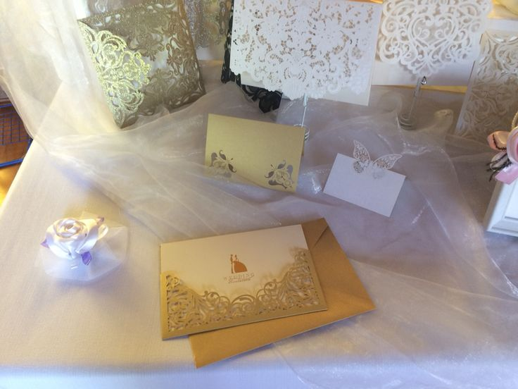 Partecipazioni matrimonio laser
