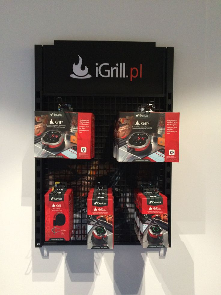 Termoimetry iGrill kupisz w DYNAMIC Centrum Grilla