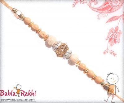 Designer Rakhi - Buy Online Designer Rakhis & Rakhi Thali With Free Shipping India ~ Designer - bablarakhi.com