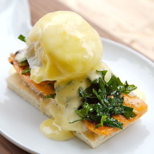 Eggs and Salmon Haida Recipe