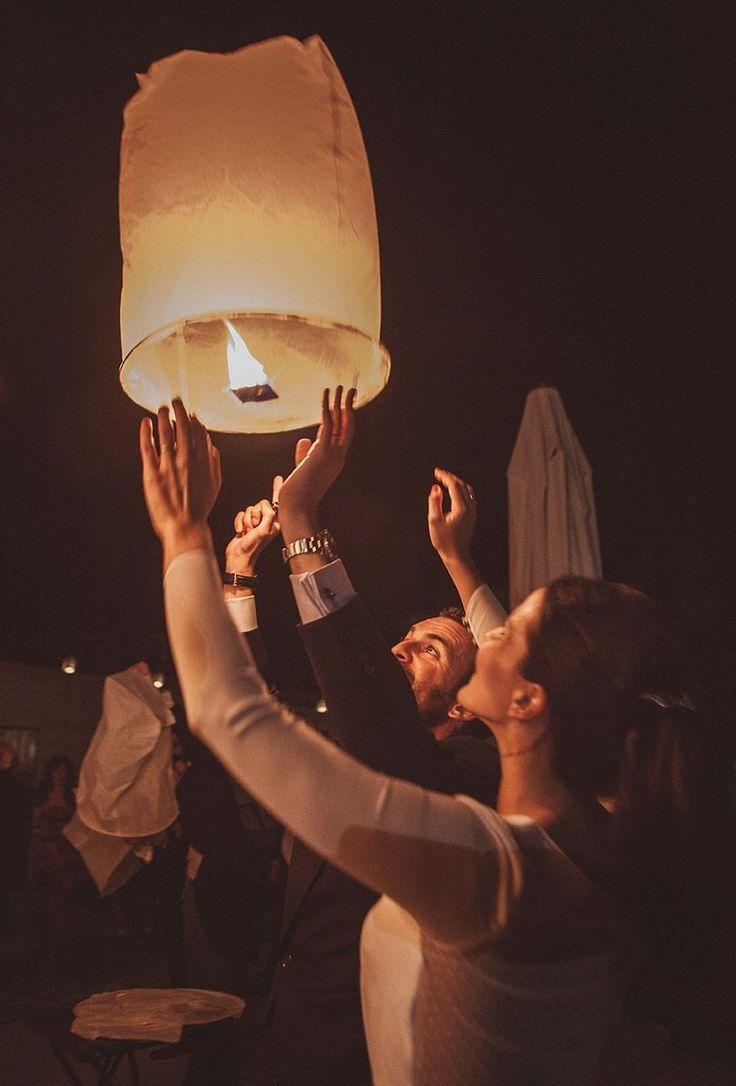 globos chinos para bodas