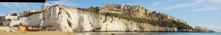 "Vieste , Puglia, Italy - ""Pizzomunno"" cliff - by Gianni Del Bufalo CC BY-NC-SA by gianni del bufalo"