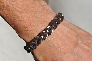 Leonora.fi: Unika handgjorda smycken för honom