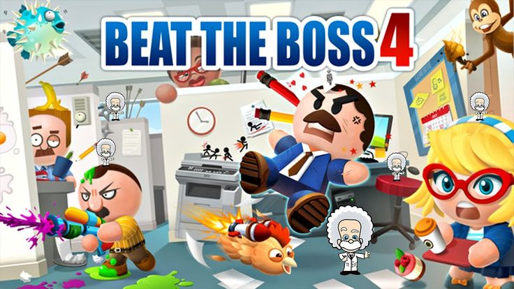 Boss 4   Mobil Oyun   Ağzını Gırdım Onun :)