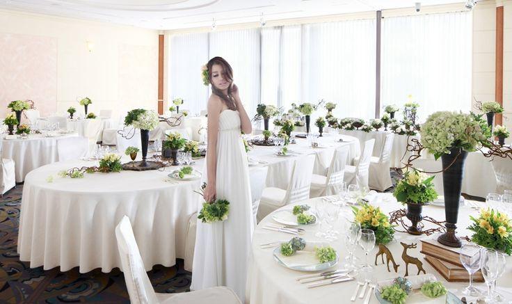 セレモニー キリスト教式   奈良で結婚式場をお探しなら   ホテル日航奈良ウエディング