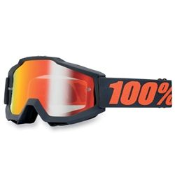 100% Accuri MX Goggles available at Motocrossgiant. Motocrossgiant.com offers a wide selection of motocross gear, cheap bike parts , apparel and accessories with free shipping.