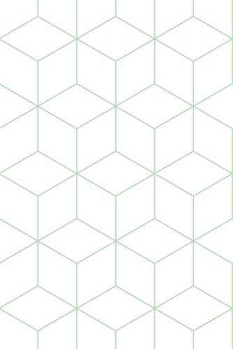 Zilverblauw • wallpaper-hexagonal-green #zilverblauw